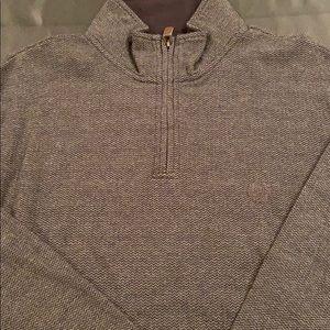 Men's Chaps quarter zip